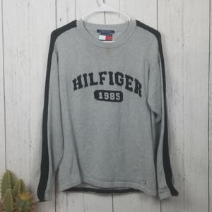 Tommy Hilfiger sweater from 2001spell out medium